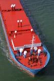 Details eines Frachters Lizenzfreies Stockbild