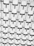 Details eines Gebäudes Lizenzfreies Stockbild