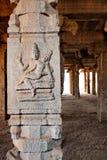 Details eines Tempels Lizenzfreie Stockbilder