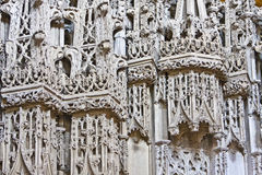 Details Ely Cathedral Royalty-vrije Stock Afbeelding
