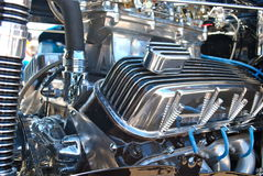 Details of engine Royalty Free Stock Image