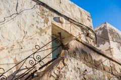 Details of Essaouira, Morocco. Stock Photos