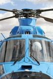 Details of the Eurocopter AS-365N-3 Dauphin 2. Royalty Free Stock Photo