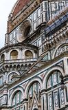 Details on Il Duomo Stock Photography