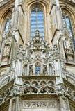 Petit Sablon , Eglise Notre-Dame du Sablon Royalty Free Stock Images