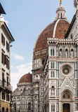 Details of Florence Cathedral, Florence Royalty Free Stock Images