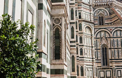 Details of Florence Cathedral, Florence Stock Photos