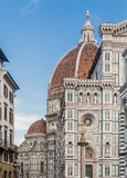 Details of Florence Cathedral, Florence Stock Image