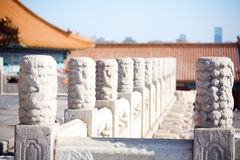 Details of The Forbidden City Royalty Free Stock Image