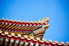 Details of The Forbidden City Stock Photography