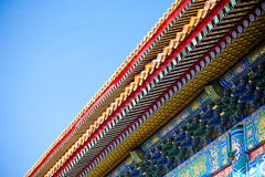 Details of The Forbidden City Royalty Free Stock Images