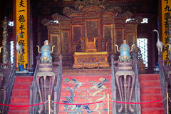 Details of The Forbidden City Royalty Free Stock Photos