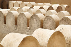 Details Fort Nizwa Royalty Free Stock Image