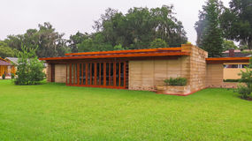 Free Details Frank Lloyd Wright Lakeland College Florida Southern Royalty Free Stock Images - 96571239