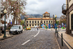 Details of Funchal Stock Photos