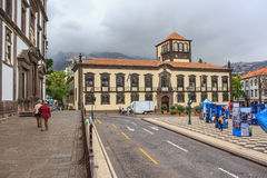 Details of Funchal Stock Images