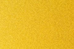 Details of golden texture background. Gold color paint wall. Luxury golden background and wallpaper. Gold foil or Royalty Free Stock Image