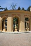 Details of greek rotonda Royalty Free Stock Photo