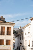 Details of Guadalest village, Spain Royalty Free Stock Photo