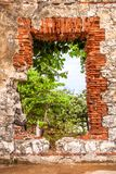 Abandoned Ruins Puerto Rico royalty free stock images