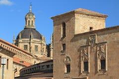 Historic Salamanca Royalty Free Stock Photo
