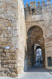 Details of the historic center of Carmona Stock Images