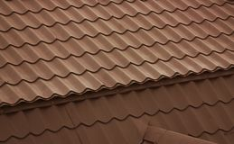 Details of the roof Stock Photos