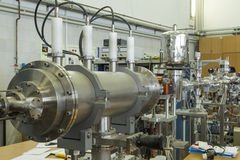 Details of  ION accelerator Royalty Free Stock Photography