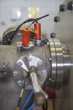 Details of ION accelerator Stock Images