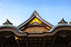 Details of Ise Jingu Royalty Free Stock Images