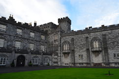 Details of Kilkenny Castle and Its Garden, Ireland Royalty Free Stock Images