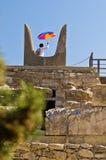 Details of Knossos palace near Heraklion, Crete Royalty Free Stock Image