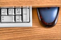 details kontoret Arkivbild