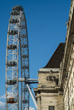 Details of the London Eye Royalty Free Stock Image