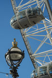 Details of the London Eye Stock Photography