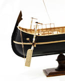 Details of model of the ship Royalty Free Stock Photo
