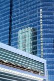 Details of modern building. royalty free stock images