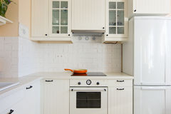 Details of modern kitchen Stock Photo