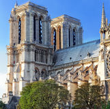 Details of Notre Dame Royalty Free Stock Images