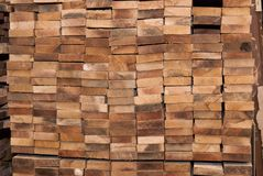 Details of oak boards royalty free stock photos