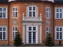 Details Of A Mansion Estate Denmark Royalty Free Stock Images
