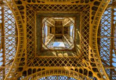 Free Details Of Eiffel Tower Stock Photo - 118253620