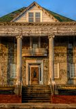 Details Of Historic Building In Fort Smith, Arkansas. Stock Photos
