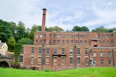 Free Details Of The Mill Stock Photography - 127764452