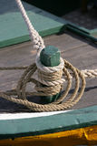 Details - Old Fishing Boat Royalty Free Stock Photos