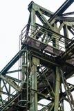 Details of old industry buildings at the Landschaftspark Duisburg Royalty Free Stock Image