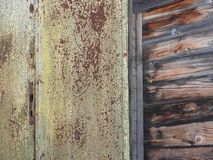 Details of old rusty locomotives close-up, texture stock photo