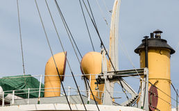 Details on Old Ship Stock Photography