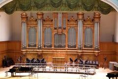 Details of organ Royalty Free Stock Photo