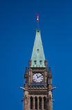 Details of Ottawa parliament Royalty Free Stock Image